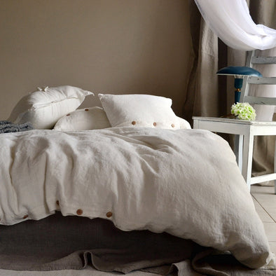 Fantasylinen One Piece Custom Linen Bedding - FantasyLinen