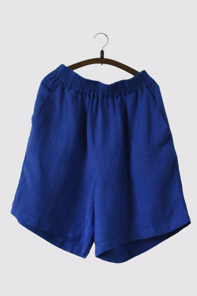 Blue Summer Shorts LR0038