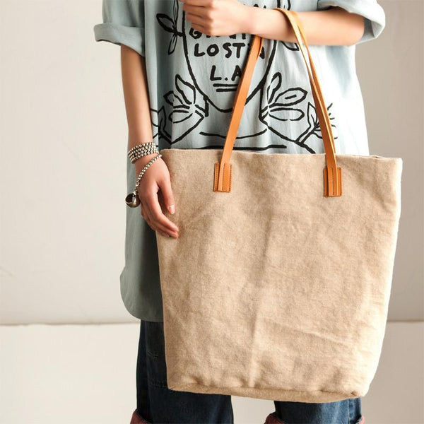 Canvas Tote Bags,Tote Handbags,Best Tote Bags,Handbags - FantasyLinen