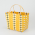 Europe Style Plastic Knit Hand Bag Women Summer Vacation Bag B27030