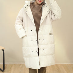 Women Loose Casual Winter Coats