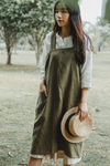 100%Linen Apron Bakery Catering Painter Florist Gardener Workwear