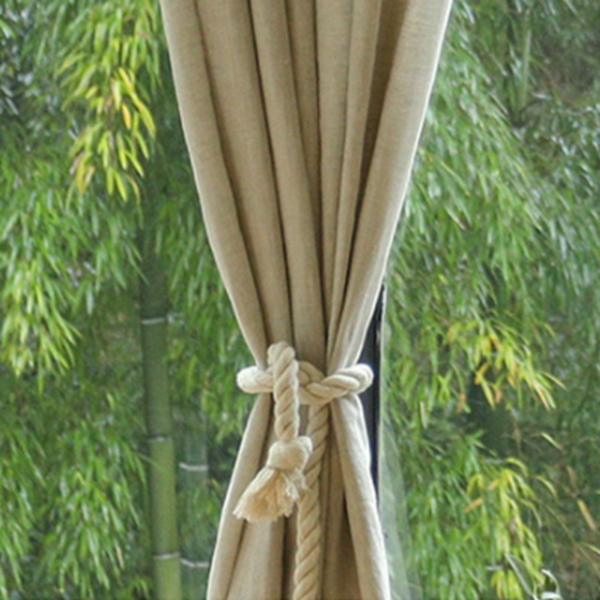 Luxurious 100% Pure Linen Curtains by FantasyLinen