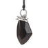 Handmade Fashion Design Pendant Metal Black Wood Long Necklaces For Women