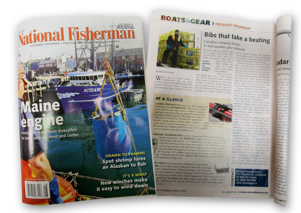 National Fisherman Magazine August 2016