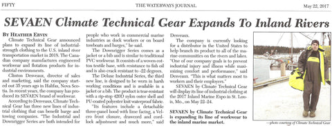 The Waterways Journal May 22 2017