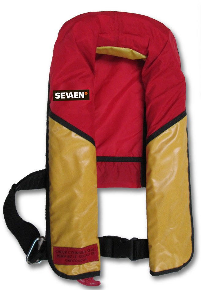 Inflatable PFD Automatic A6F. US Approval