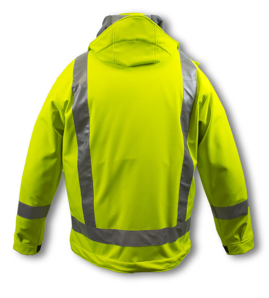 Safety Softshell Jacket ANSI