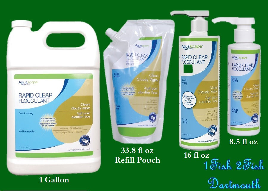 Aquascape Rapid Clear Flocculant