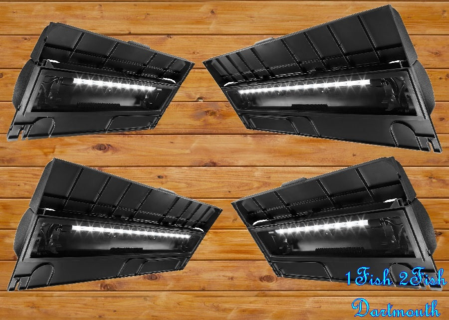 Aqueon Deluxe LED Full Hoods