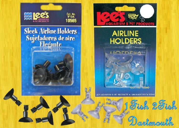 Lee's Airline Suction Cups - 6 Pack