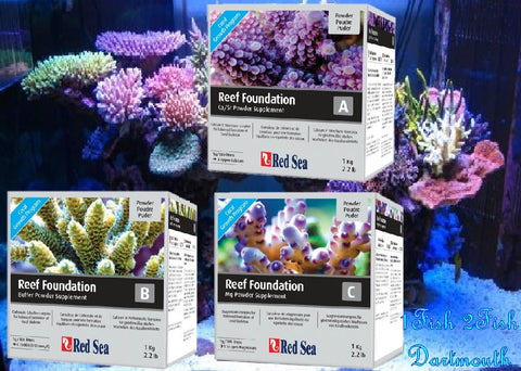 Red Sea Reef Foundation - 1 kg - Powder