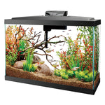 LED Widescreen Aquarium Kit