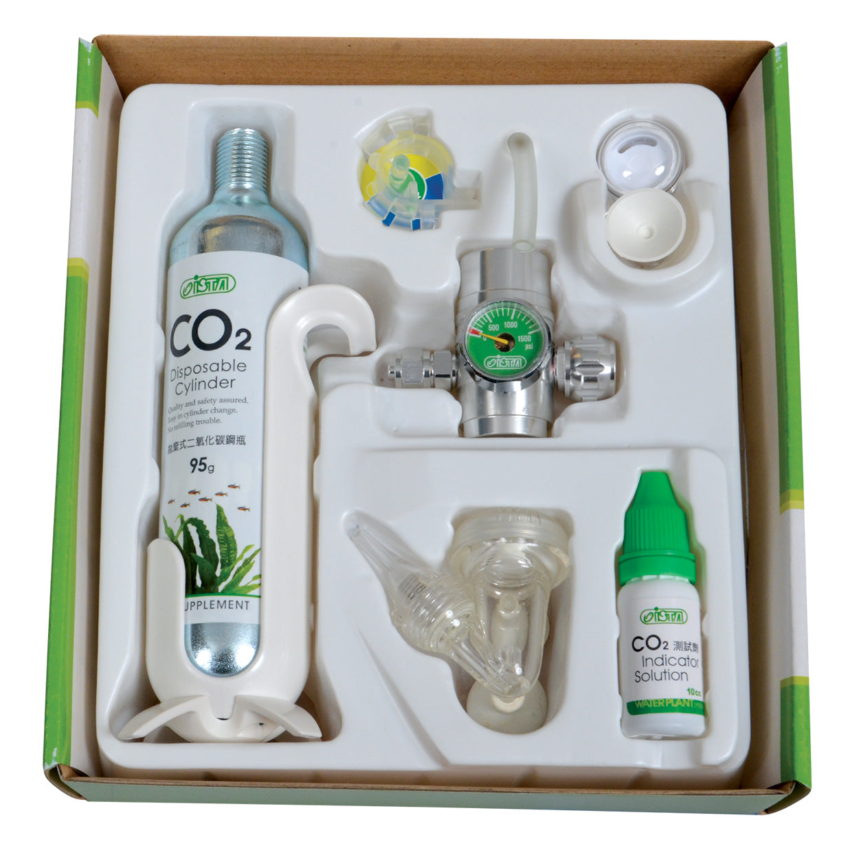CO2 Disposable Supply Set - Advanced