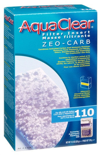 AquaClear Zeo Carb Filter Inserts