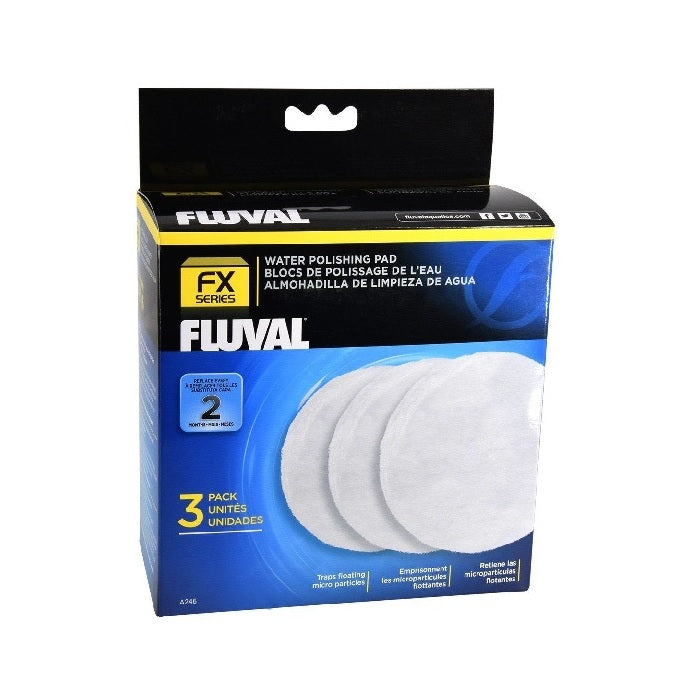 Fluval Water Polishing Pads - 3-pack