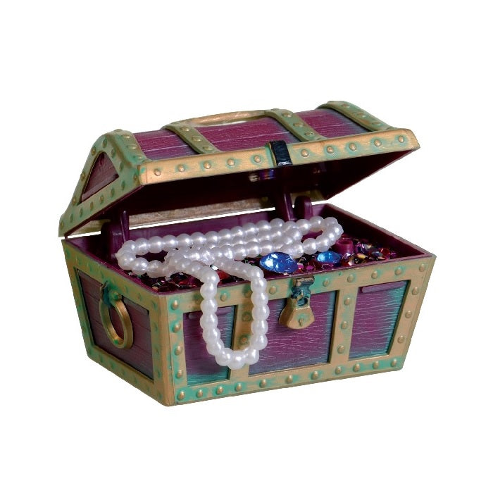 Penn Plax Action-Air Treasure Chest
