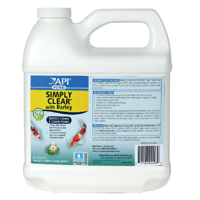 API Simply Clear