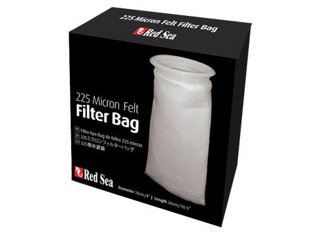 Red Sea Felt Filter Bag - 225 Micron