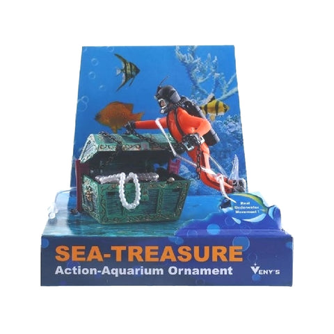 Veny's Treasure Chest Frogman Diver