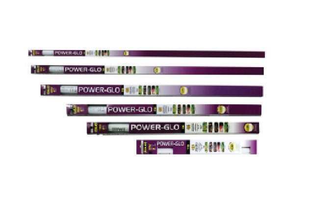 Power GLO T8 - T5 Fluorescent Bulbs