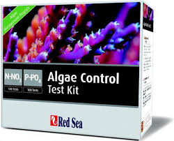 Red Sea Algae Control Pro Test Multi Kit