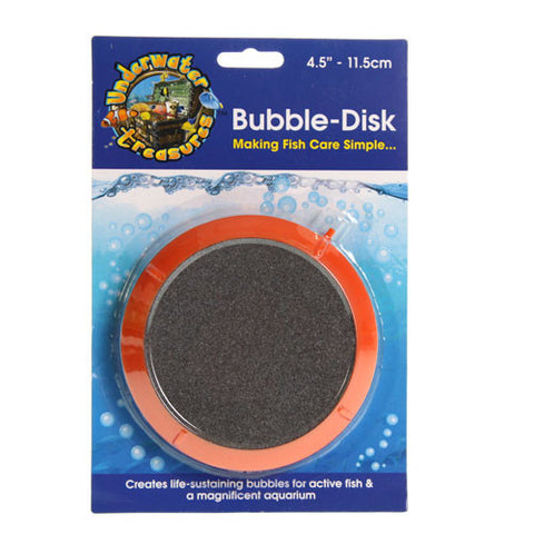 Underwater Treasures Bubble Disks