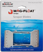 Mag Float Replacement Scraper Blades