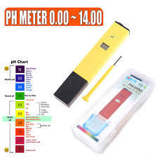 "Pocket Sized ""PH"" Meter with ATC"