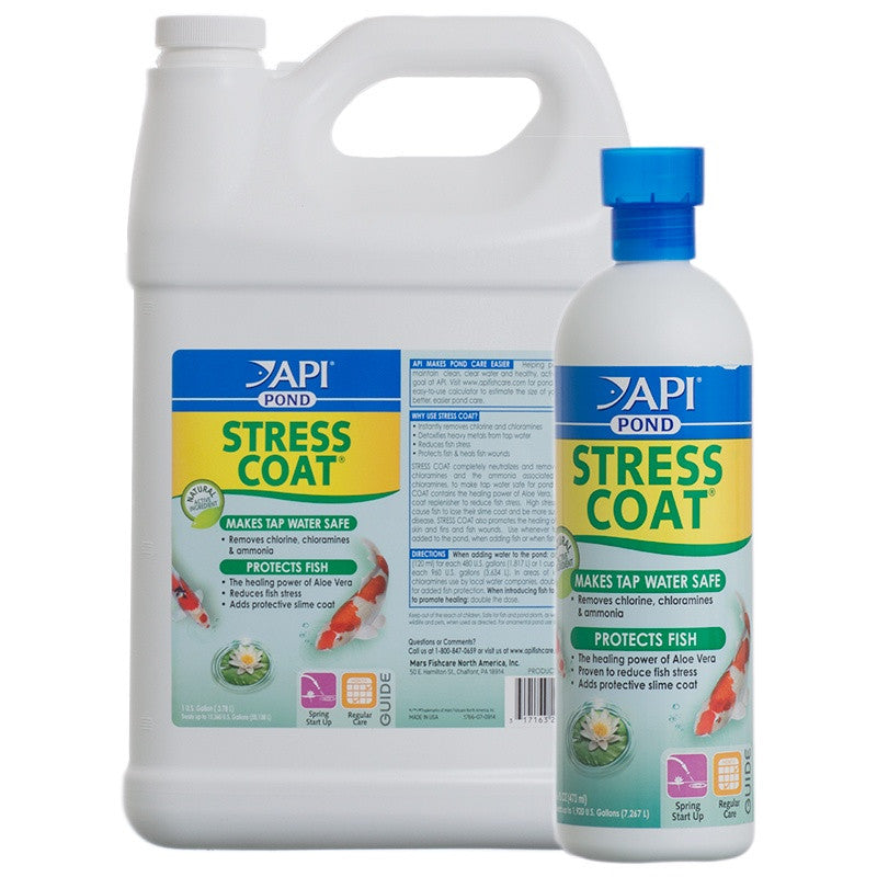 API Stress Coat Pondcare - 4.73 ml - 16 oz
