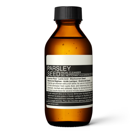 Parsley Seed Facial Cleanser