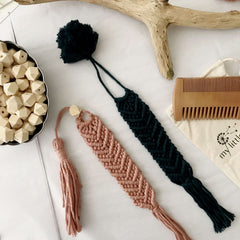 Macrame Book mark