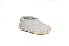 Glerups Kids Shoes - grey - AA-01-00 - my little wish  - 1