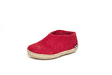 Glerups Kids Shoes - red - AA-08-00 - my little wish  - 2