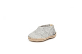Glerups Toodlers Shoes - grey - AK-01-00 - my little wish  - 2