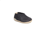 Glerups Toodlers Shoes - charcoal - AK-02-00 - my little wish  - 2