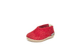 Glerups Toodlers Shoes - red - AK-08-00 - my little wish  - 1