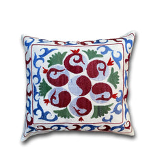 Cotton Suzani cushion cover, 42 x 45 cm (SU10)