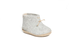 Glerups Toodlers Boots - grey - GK-01-00 - my little wish  - 1
