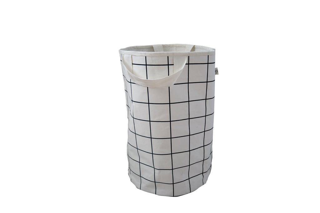 Toy Storage Bag - Grid