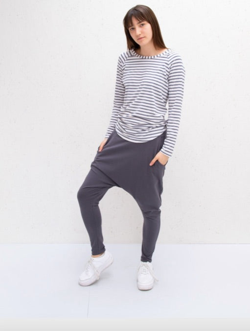 Holly Pants - Charcoal