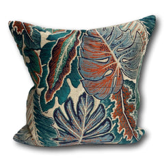 Monstera cushion cover -  50 x 50 cm