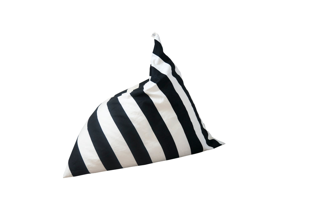 Kids Bean Bag - Stripe Print