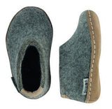 Glerups Toodlers Shoes - grey - AK-01-00 - my little wish  - 3