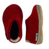 Glerups Toodlers Shoes - red - AK-08-00 - my little wish  - 3