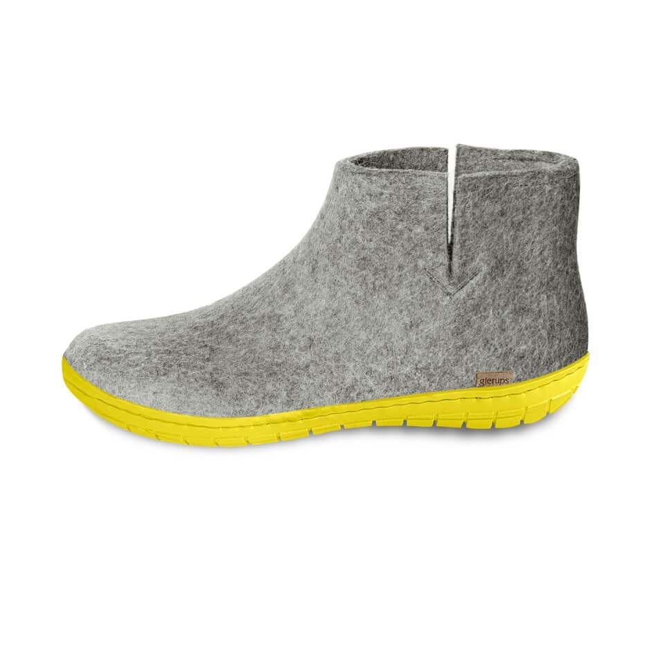 Glerups SUN - Boots with yellow rubber soles - GR-01-21