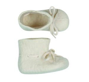 Glerups Baby Boots - white - E-03-00 - my little wish  - 1