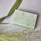meraki hand soap - green seaweed - 100 grams