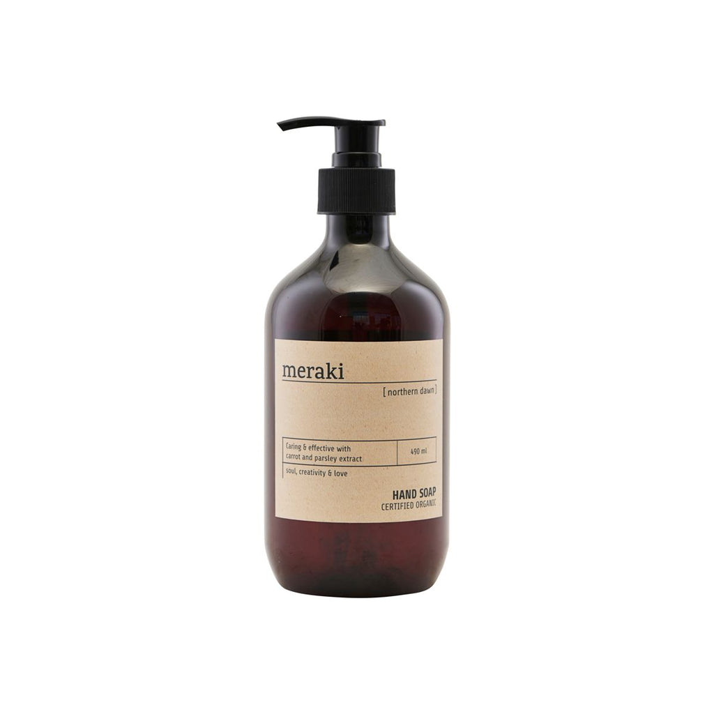 meraki hand soap - Northern Dawn - 490 ml.