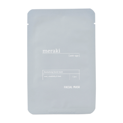 Meraki facial mask, anti-age